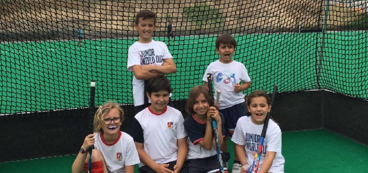 II Torneo Escuelas de Hockey de Madrid