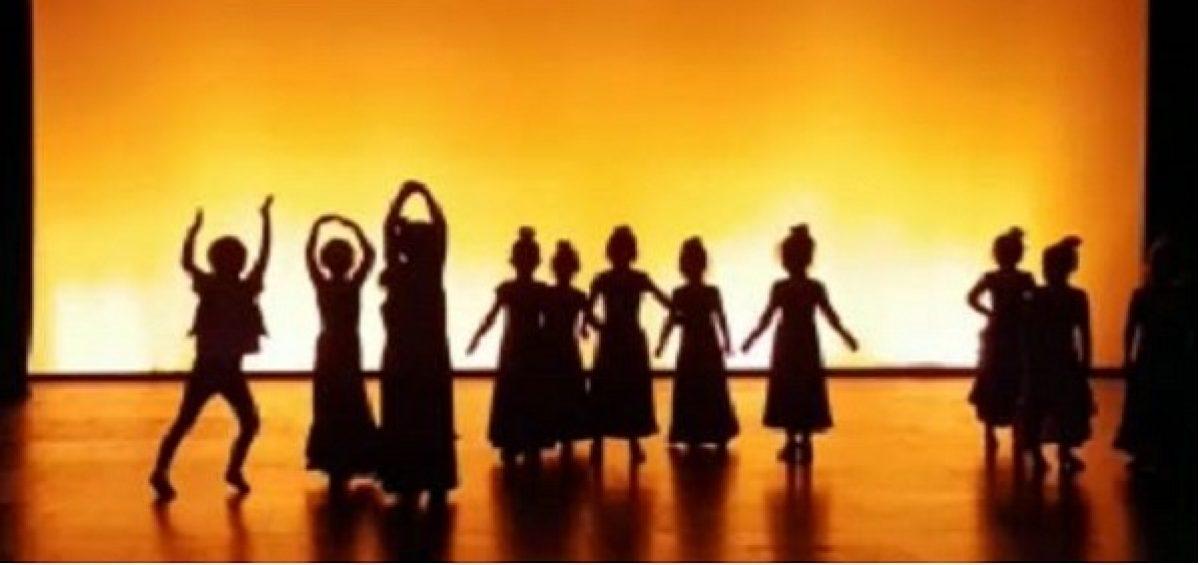 Exhibición de danza