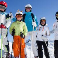 Escuela de esquí extraescolares Ceipso El Cantizal