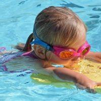 Natación curso intensivo de verano