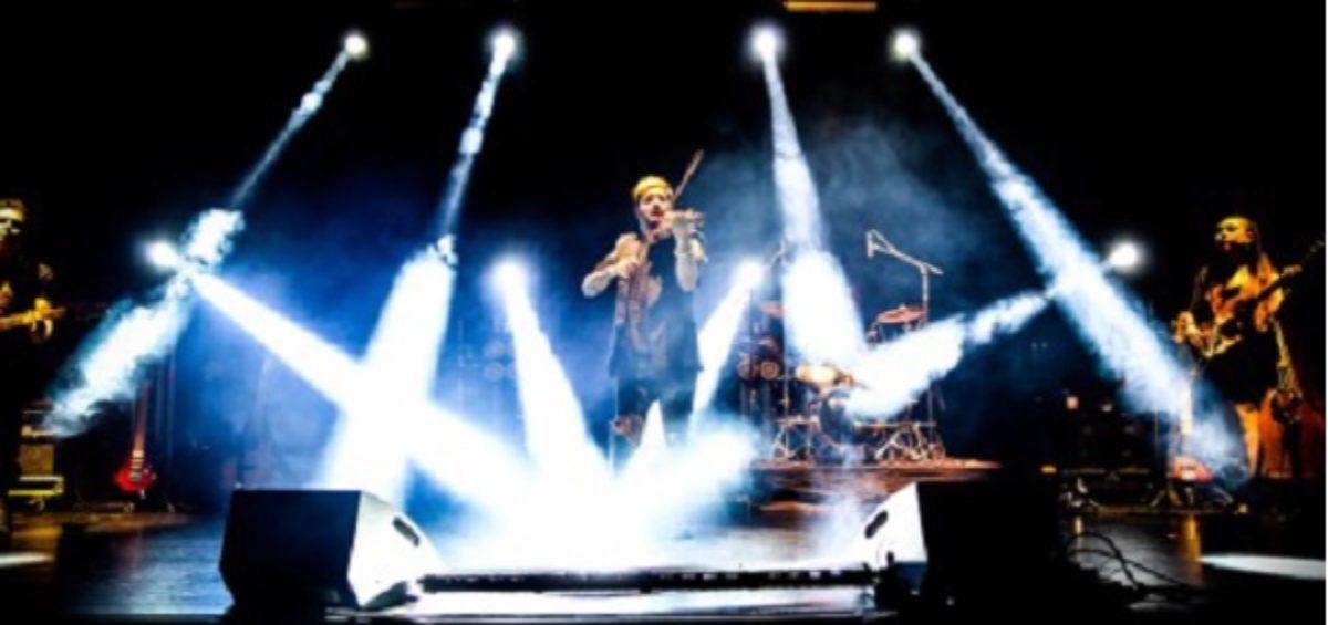 Concierto Strad violín vs rock