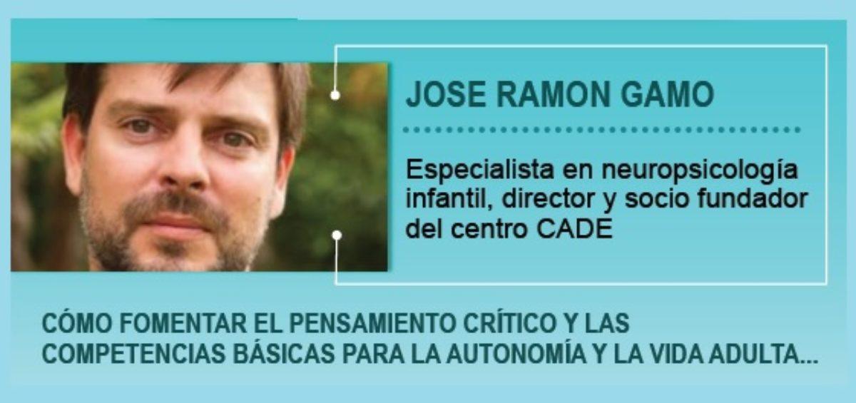 Conferencia José Ramón Gamo