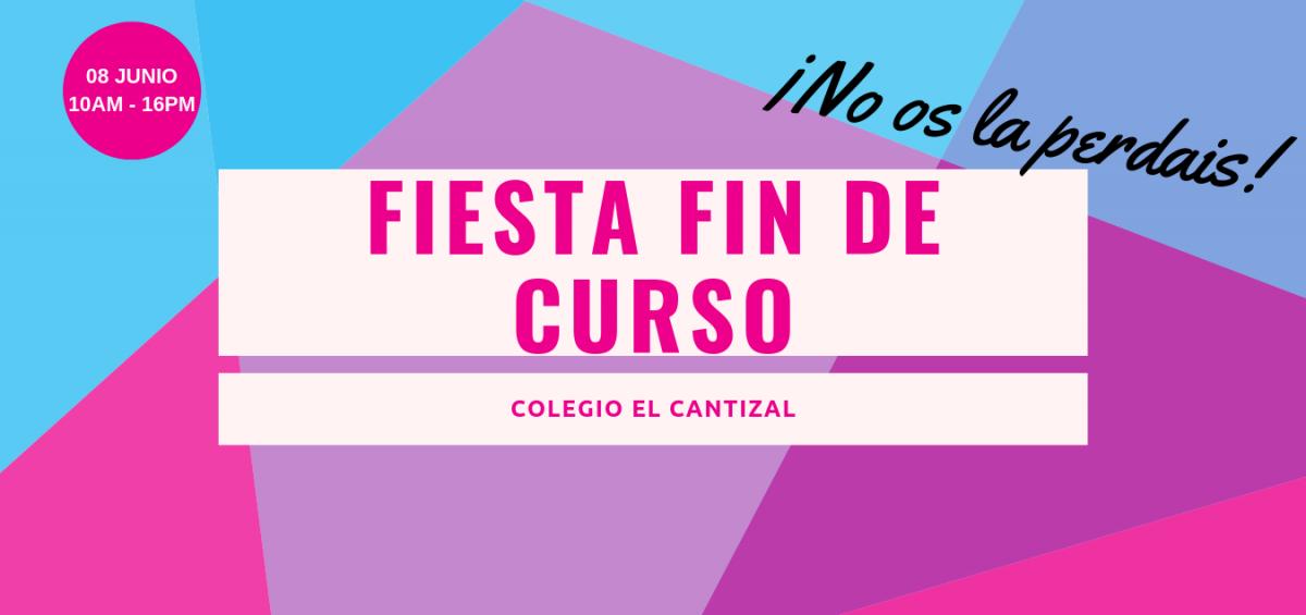 Fiesta fin de curso 2018-19