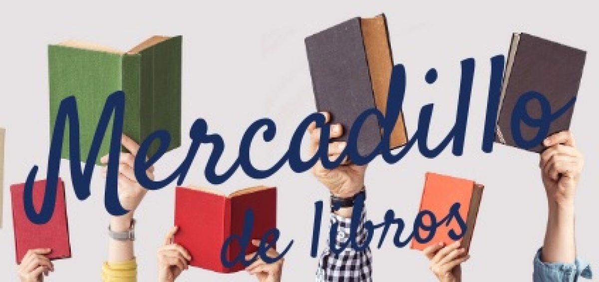 Mercadillo de libros